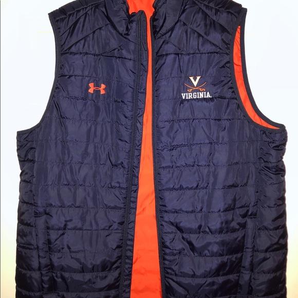 f190335c84698 Under Armour Jackets & Coats | Uva Down Vest | Poshmark